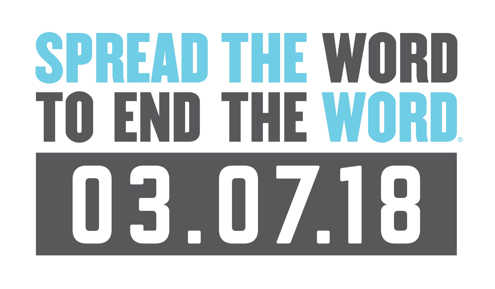 Spread The Word To End The Word National Inclusion Project